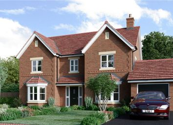 "Thumbnail 4 bed detached house for sale in ""Aston"" at Monument Road, Chalgrove, Oxford"