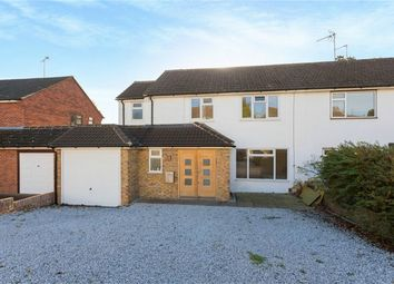 Thumbnail 4 bed semi-detached house for sale in Post Meadow, Iver, Buckinghamshire