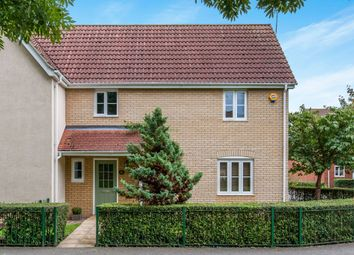 Thumbnail 3 bed semi-detached house for sale in Ensign Way, Diss