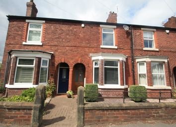 Thumbnail 3 bed terraced house to rent in 298 Chester Road, Hartford, Northwich, Cheshire