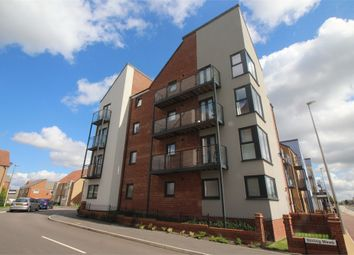 Thumbnail 1 bed flat to rent in Countess Way, Broughton, Milton Keynes