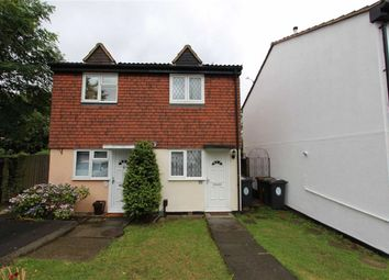 Thumbnail 2 bedroom semi-detached house to rent in Ashingdon Close, London