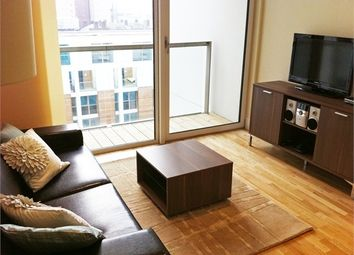 Thumbnail 1 bed flat to rent in Denison House, 20 Lanterns Way, London