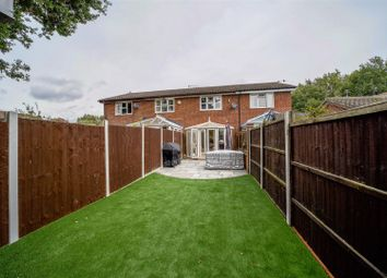 2 bed terraced house for sale in Jersey Close, Chertsey KT16