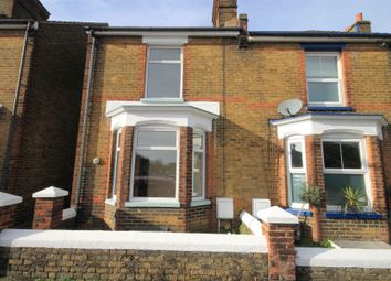 Thumbnail 2 bed terraced house for sale in Saxon Road, Faversham