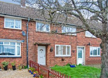 Thumbnail 3 bed terraced house for sale in Queens Avenue, Newport Pagnell