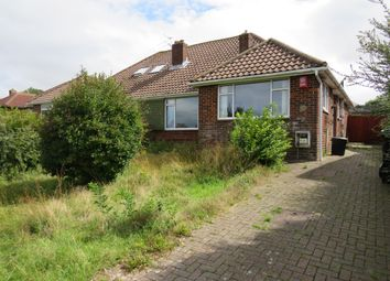 Thumbnail 3 bed semi-detached house for sale in Chalkland Rise, Brighton