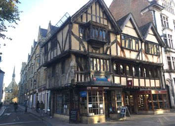 Thumbnail Retail premises to let in Cornmarket Street, Oxford