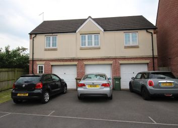 Thumbnail 1 bed flat for sale in Foundry Road, Risca, Newport