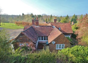 Thumbnail 4 bed detached bungalow for sale in Tidebrook, Wadhurst