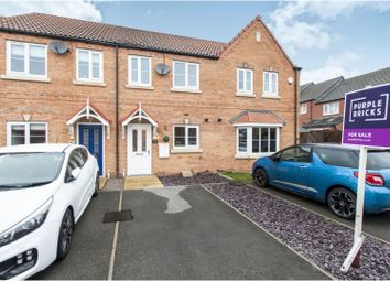 Thumbnail 2 bed town house for sale in Foundry Gate, Barnsley