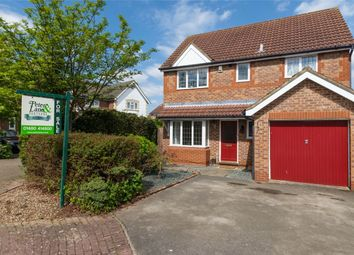 Thumbnail 4 bedroom detached house for sale in Burmoor Close, Huntingdon