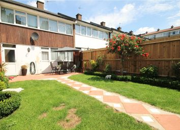 Thumbnail 3 bed terraced house for sale in Hawkshaw Close, London