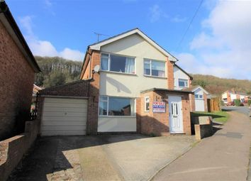 Thumbnail 3 bed detached house for sale in The Crescent, Mitcheldean