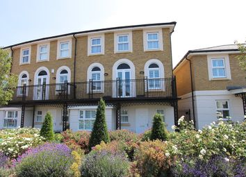 Thumbnail 4 bedroom town house to rent in Vallings Place, Long Ditton, Surbiton