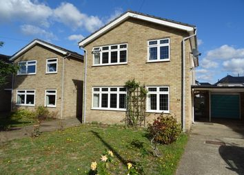 Thumbnail 4 bed detached house for sale in Simplemarsh Road, Addlestone