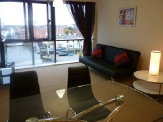 Thumbnail 1 bedroom flat to rent in Freedom Quay, Railway Street, Hull, East Yorkshire