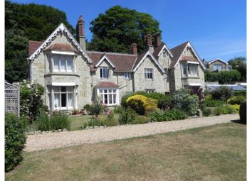 Thumbnail 2 bed flat for sale in Shore Road, Bonchurch Ventnor