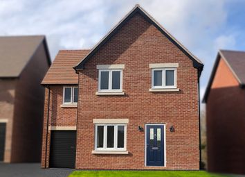 Thumbnail 3 bed detached house for sale in Plot 15 Young's Piece, Pontesbury