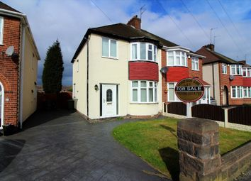Thumbnail 3 bed semi-detached house for sale in York Avenue, Willenhall