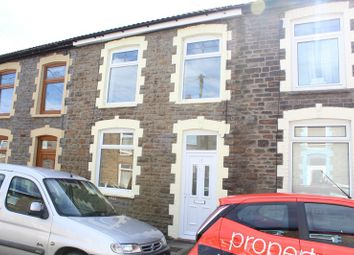 Thumbnail 3 bed terraced house to rent in Penmaesglas Terrace, Penygraig
