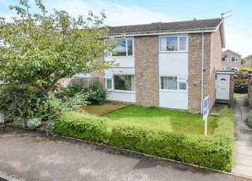Thumbnail 2 bed flat for sale in Heslin Close, Haxby, York