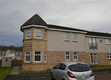 Thumbnail 2 bed flat for sale in Covenanters Court, Kilsyth, Glasgow