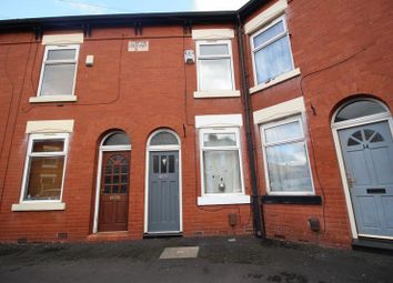 Thumbnail 2 bedroom terraced house for sale in Williamson Street, Reddish, Stockport