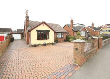 Thumbnail 2 bed detached bungalow for sale in Mill Hayes Road, Knypersley, Biddulph