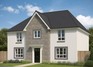 "Thumbnail 4 bedroom detached house for sale in ""Buchanan"" at Oldmeldrum Road, Inverurie"