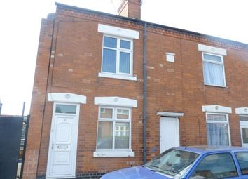 Thumbnail 2 bed terraced house to rent in Cyprus Road, Leicester
