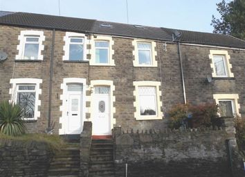 Thumbnail 3 bed terraced house for sale in Glan-Yr-Afon, Treharris