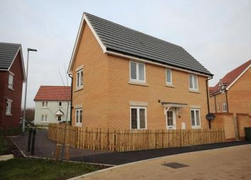Thumbnail 3 bed property for sale in Whiskerd Way, Costessey, Norwich