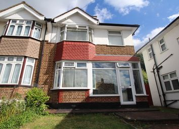 Thumbnail 3 bed semi-detached house to rent in Dumbreck Road, London