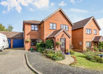 Thumbnail Link-detached house for sale in Vicarage Gardens, Debenham, Stowmarket