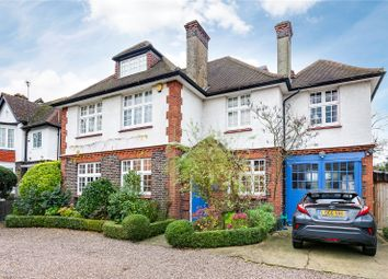 Thumbnail 6 bed detached house for sale in Crestway, Putney, London