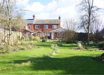 Thumbnail 5 bed semi-detached house for sale in Newton Toney, Salisbury