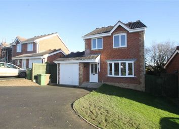 Thumbnail 3 bed detached house for sale in Poplar Close, St Martins, Oswestry