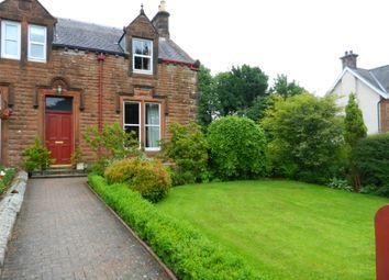 Thumbnail 4 bed semi-detached house for sale in Douglas Terrace, Lockerbie