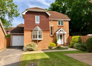 Thumbnail 3 bedroom detached house for sale in Baycroft Close, Pinner
