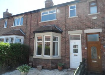 Thumbnail 3 bedroom terraced house for sale in Newhouse Road, Blackpool