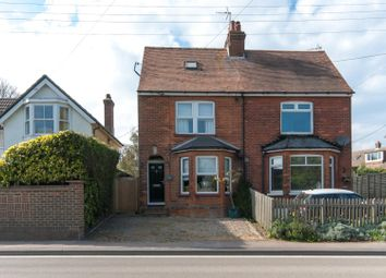 Thumbnail 3 bed semi-detached house for sale in Dover Road, Ringwould, Deal