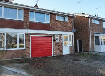 Thumbnail 3 bed semi-detached house for sale in Newfield Avenue, Farnborough