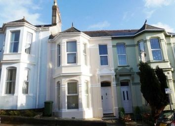 Thumbnail 5 bed terraced house for sale in Chaddlewood Avenue, St Judes, Plymouth
