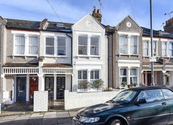 Thumbnail 2 bed maisonette for sale in Trentham Street, Southfields, London