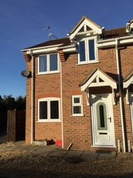 Thumbnail 3 bed semi-detached house to rent in Horse Fayre Fields, Spalding