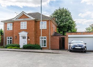 Thumbnail 4 bedroom detached house for sale in The Chestnuts, Harston, Cambridge