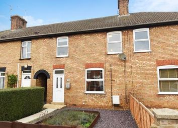 Thumbnail 3 bed terraced house for sale in Stonald Avenue, Peterborough, Whittlesey