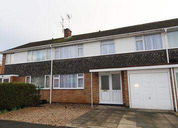 Thumbnail 4 bed terraced house for sale in Poplar Avenue, Lutterworth