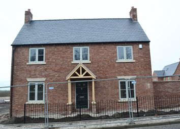 Thumbnail 5 bed detached house for sale in Spring Cottage Road, Overseal, Swadlincote